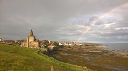 St Monans Church and village
