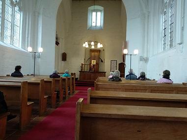 Worship in St Monans Church