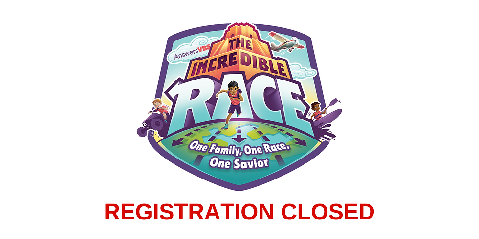 REGISTRATION CLOSED Camp Harpeth: The Incredible Race (1)