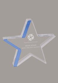 ACR76S Spring Starshine Blue