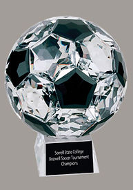 OC479M Game Winner Crystal Soccer Ball w