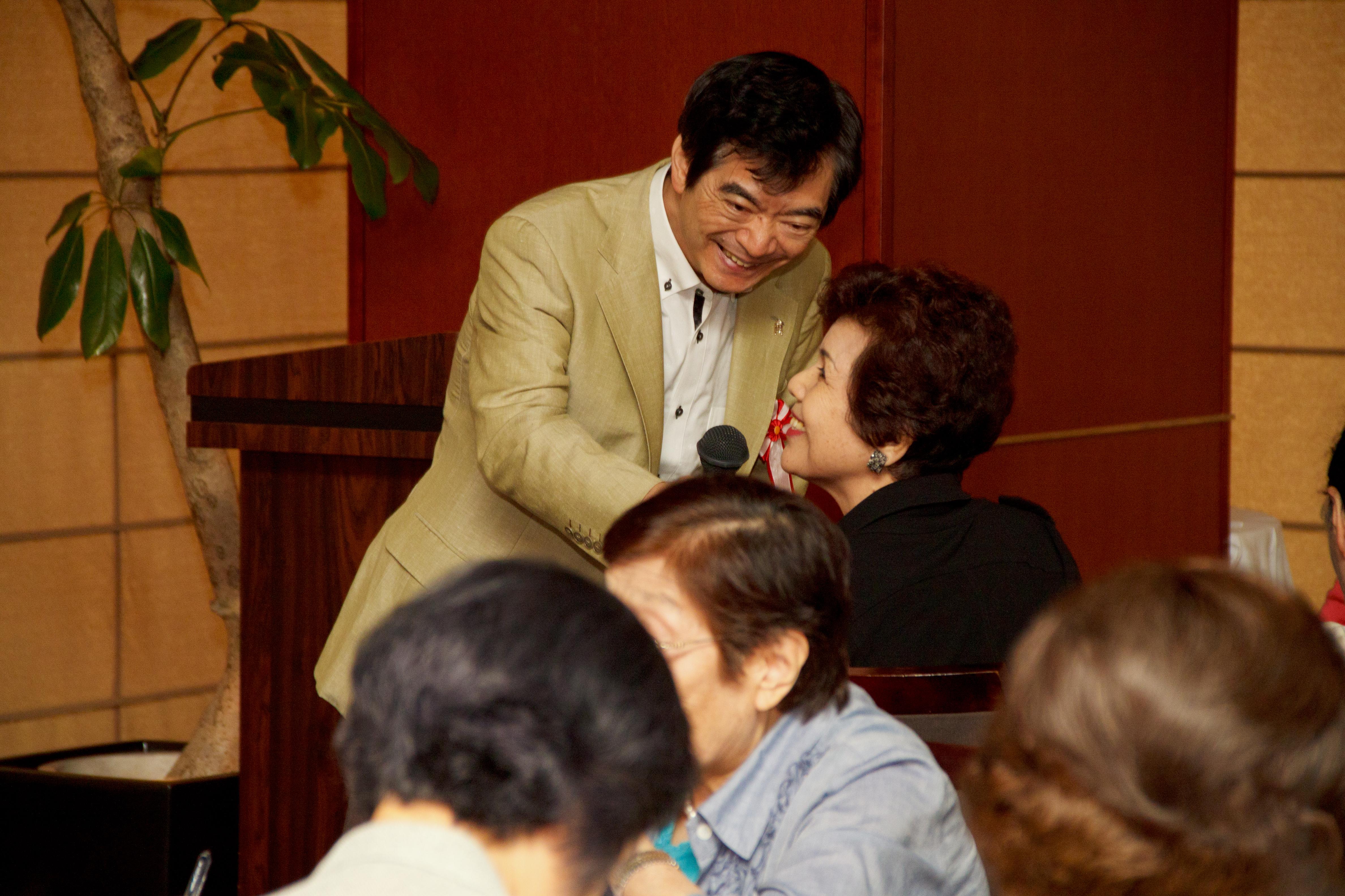 平成23年度花桜会短大部総会での講演2