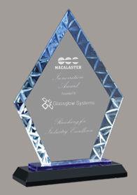 G156M Blue Diamond Delight Glass Award.j