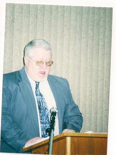 3/25/2000 Sam Wilson church organization meeting