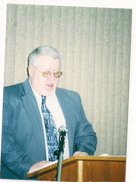 3/25/2000 Sam Wilson church organization meeting