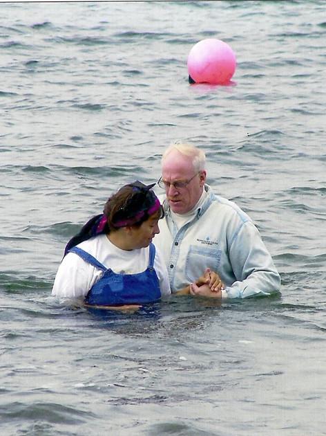 2006 Laura Baptism