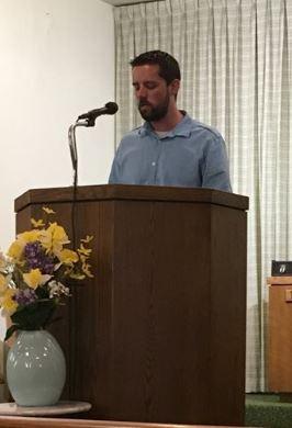 Assistant Pastor Kyle Hilliard