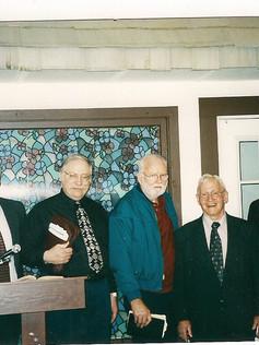 Mike Cissna, Medford Caudill,Ralph Hawkins, Joe Wilson, Sam Wilson.