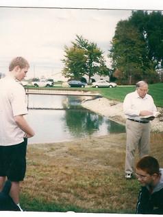 bro Mike Aman's baptism 1