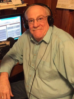 Pastor Mike at the Radio for Grace Today