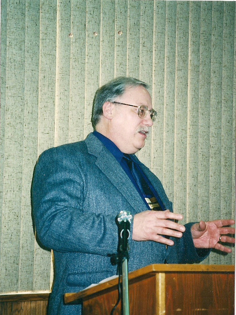3/25/2000 Organiztion meeting Medford preaching