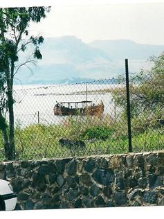 Israel the sea of Gallilee
