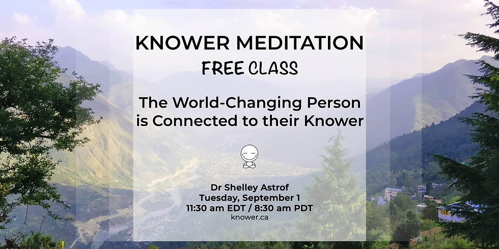 Connect to the Knower