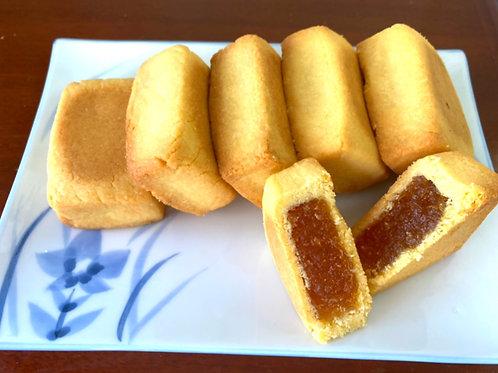 台湾パイナップルケーキ(鳳梨酥)6個入り