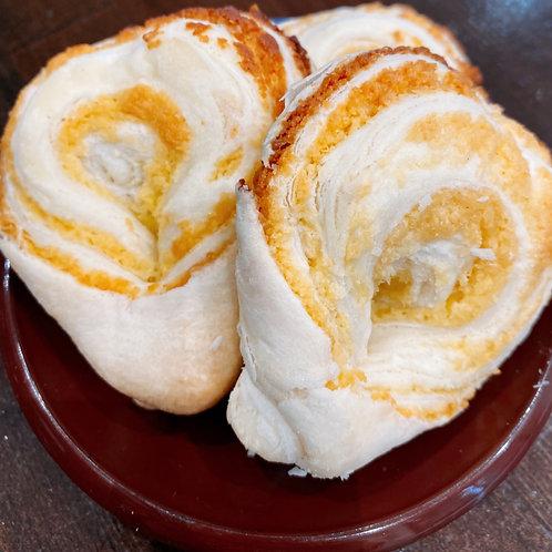 奶油椰子酥(ココナッツパイ)2個入