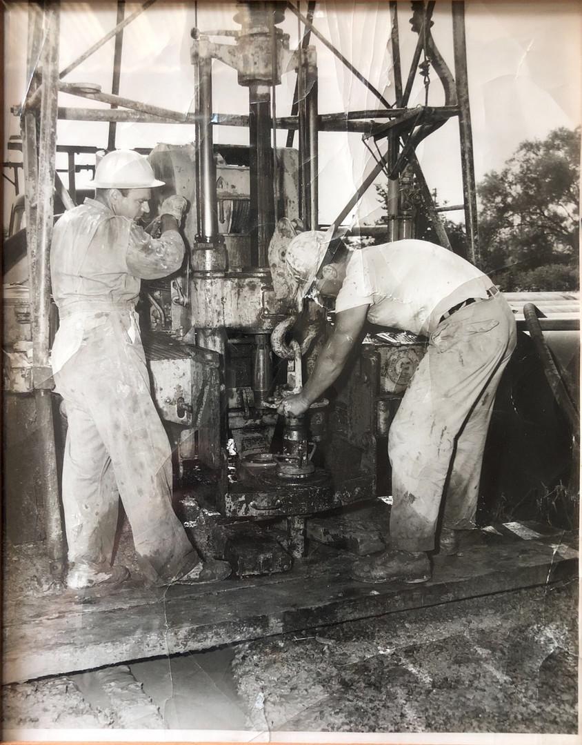 Elmer Anderson, 1955
