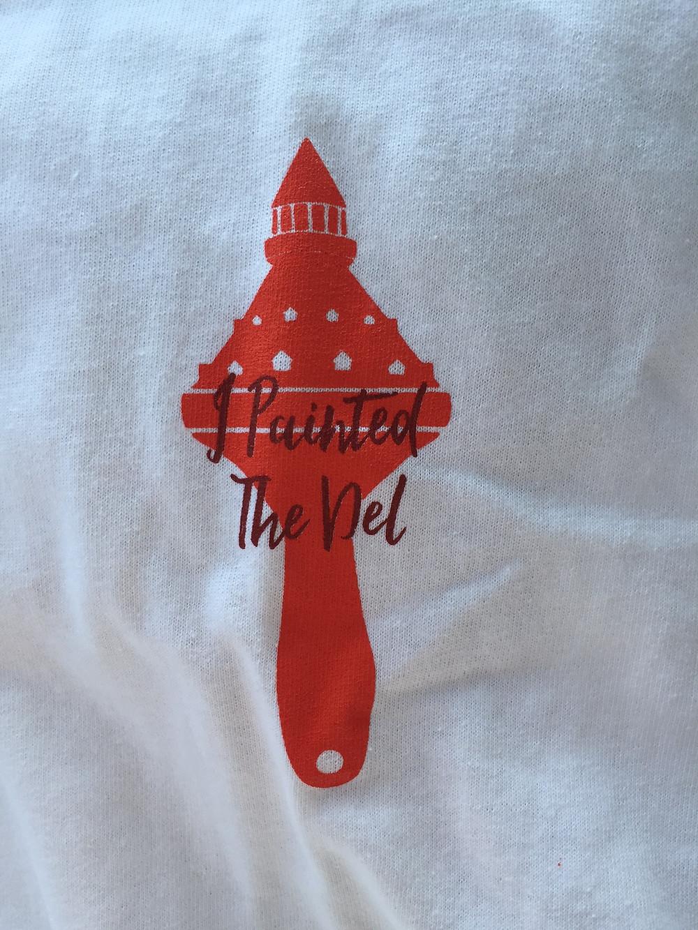Hotel Del Coronado Tshirt