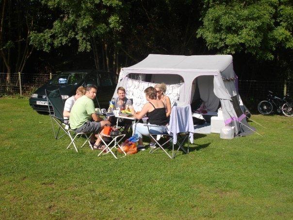 Cedar Gables Campsite