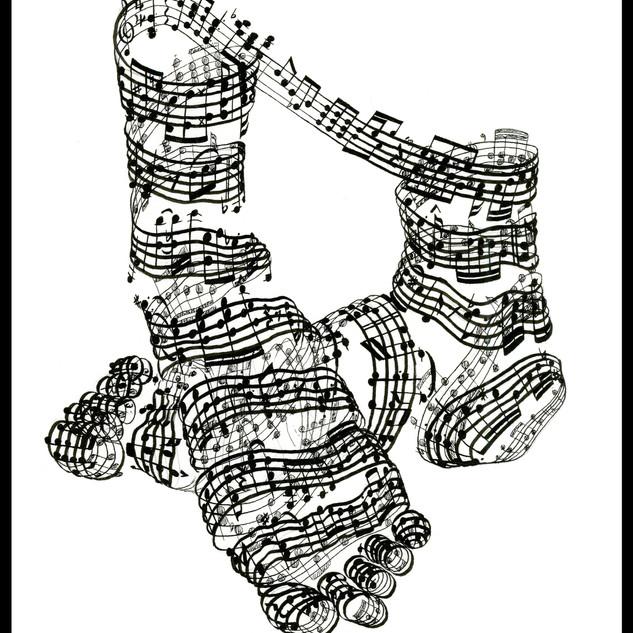 Music Feet