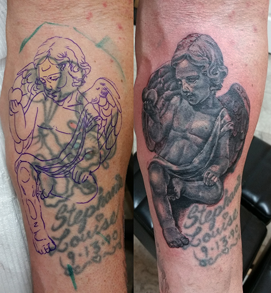 Angel Coverup