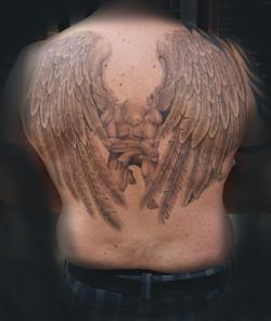 Angelic Back