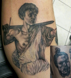 David by Caravaggio