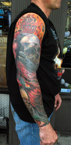 Monster Sleeve