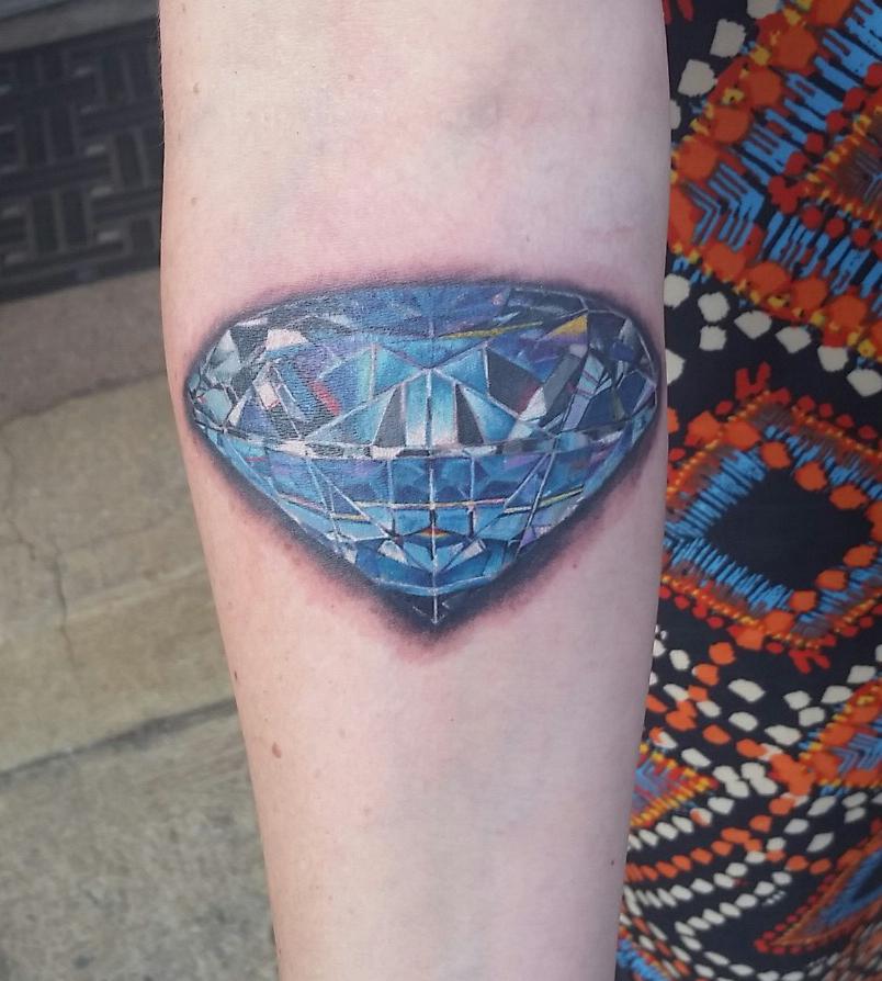 Realistic Diamond