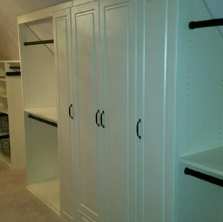 Trimmed Cabinetry