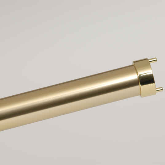 Brass Pole Finish