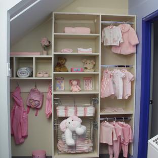 Girl's Storage