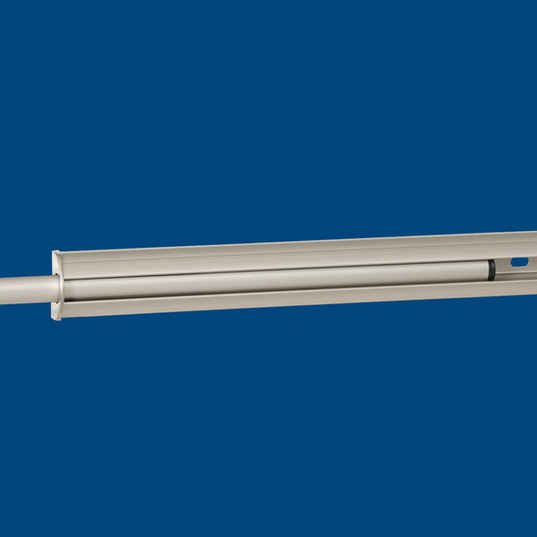 Curved Valet Rod