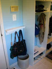 Jacket and Bag Hooks