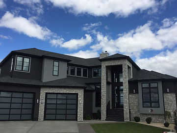 Check out this STUNNING home has many custom designed features.  Contact us to see how we can create your DREAM HOME