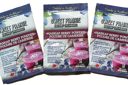 Haskap Powder - Single Serving