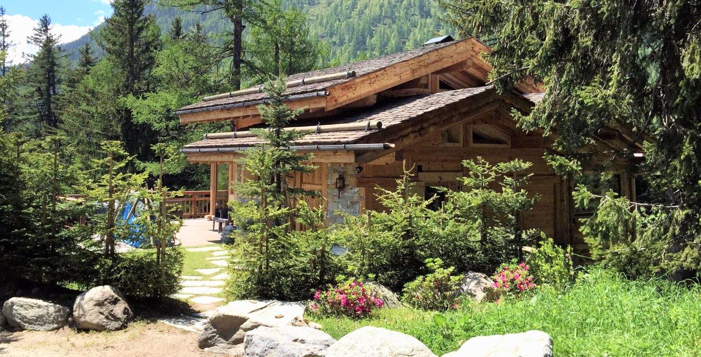 Chamonix - Chalet vieux bois