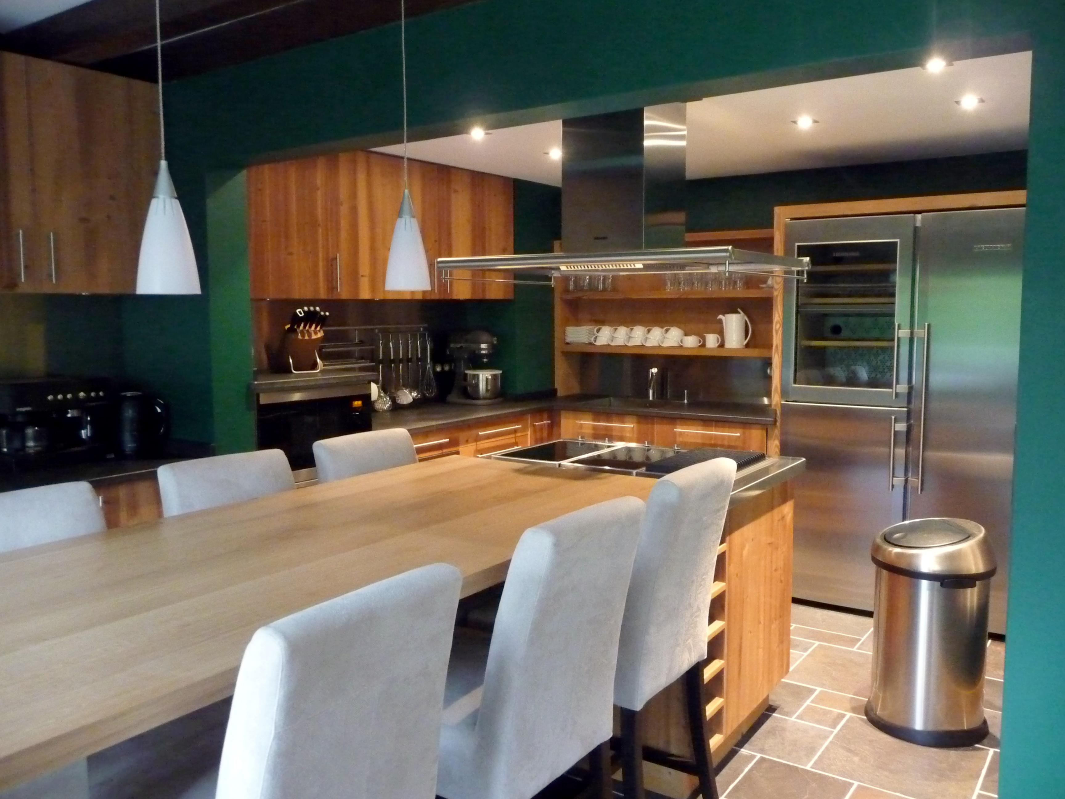 Création d'une cuisine