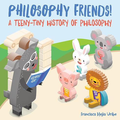 Philosophy Friends 7, A Teeny Tiny Histo