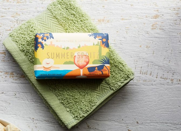 Watertree & London Summer Spritz Soap