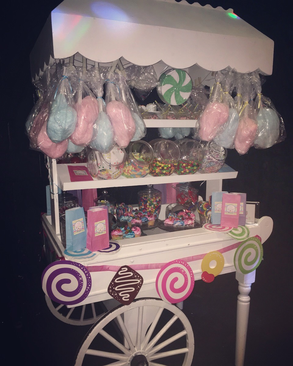 CANDY LAND CART