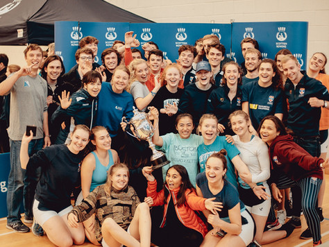 VL Trophy win at Scottish Indoors