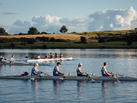 Loch Ore Summer Sprints Regatta