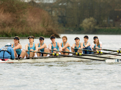 History made at Women's Head of the River Race