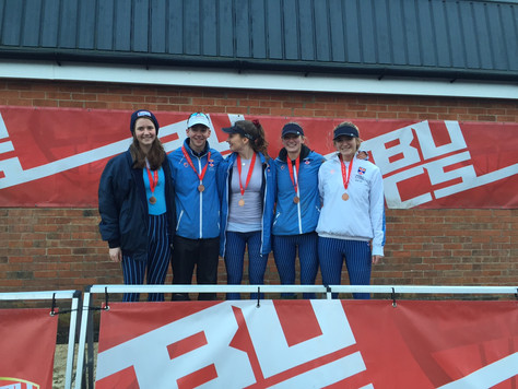 BUCS 2017: Bronze medals and BUCs Points!