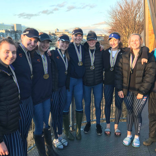 Senior Women Double Division Win At Aberdeen 2018