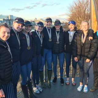 Senior Women Double Division Win At Aberdeen 2018