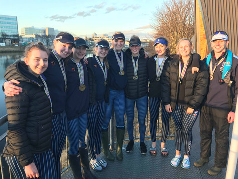 Double Victory At Aberdeen 8s For The Senior Women!