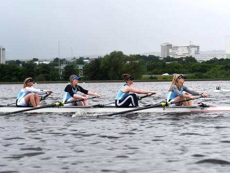 Scottish Championships - Windy, Wavey, One Week To Go!