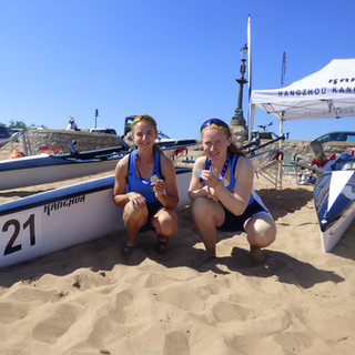 Coastal Rowing Medals at BROC 2021