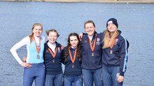 SPR & SUCS - A Record Gold Medal Haul